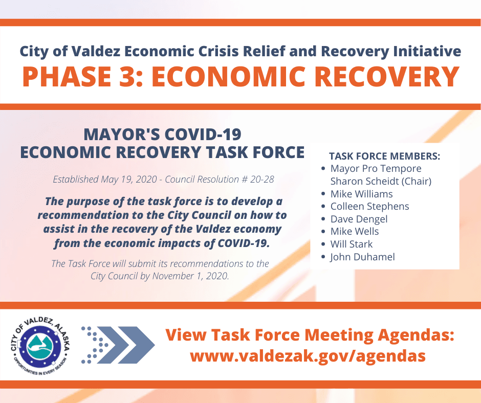 Mayor COVID19 Economic Relief Task Force