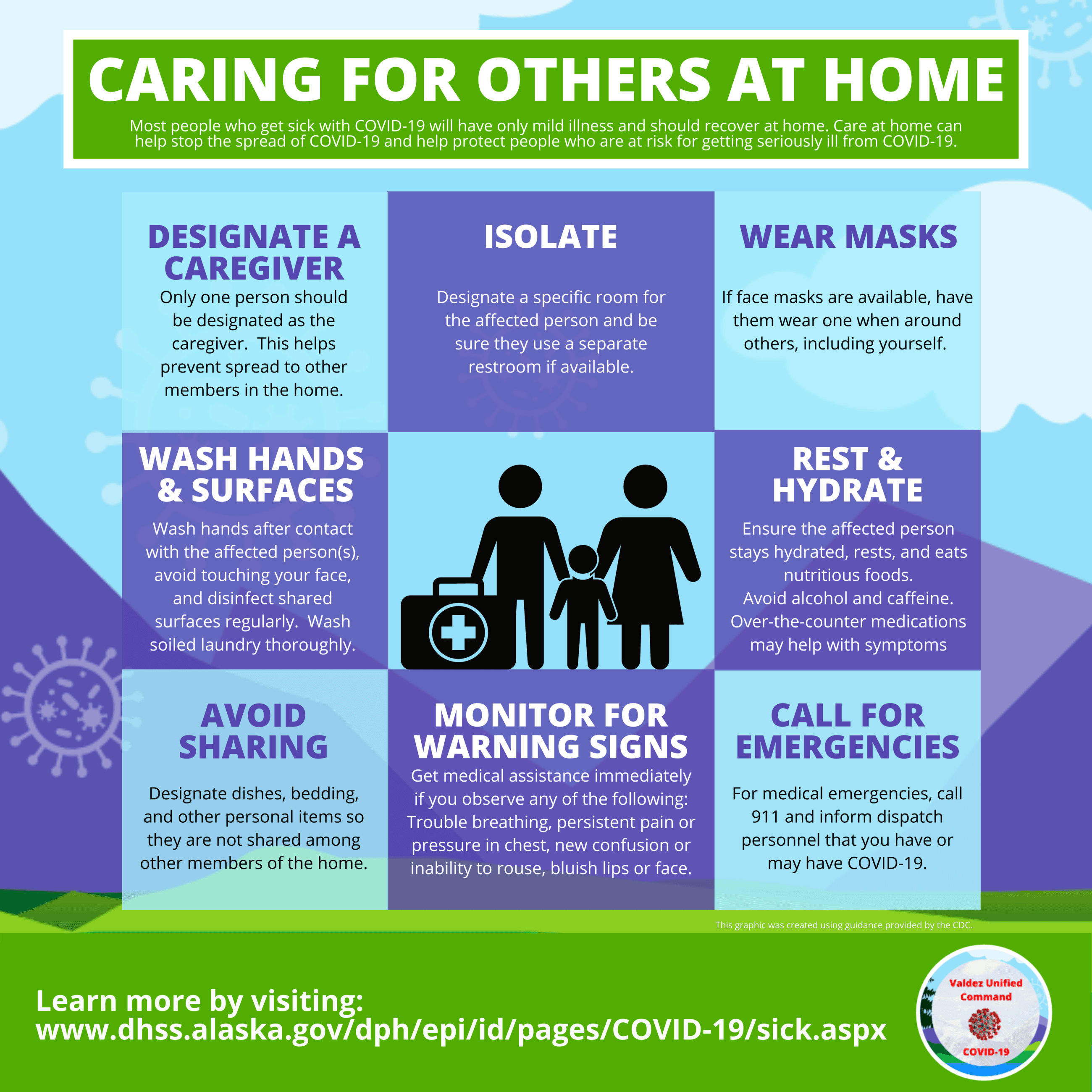 Caring for Others_Manage Symptoms from Home 2