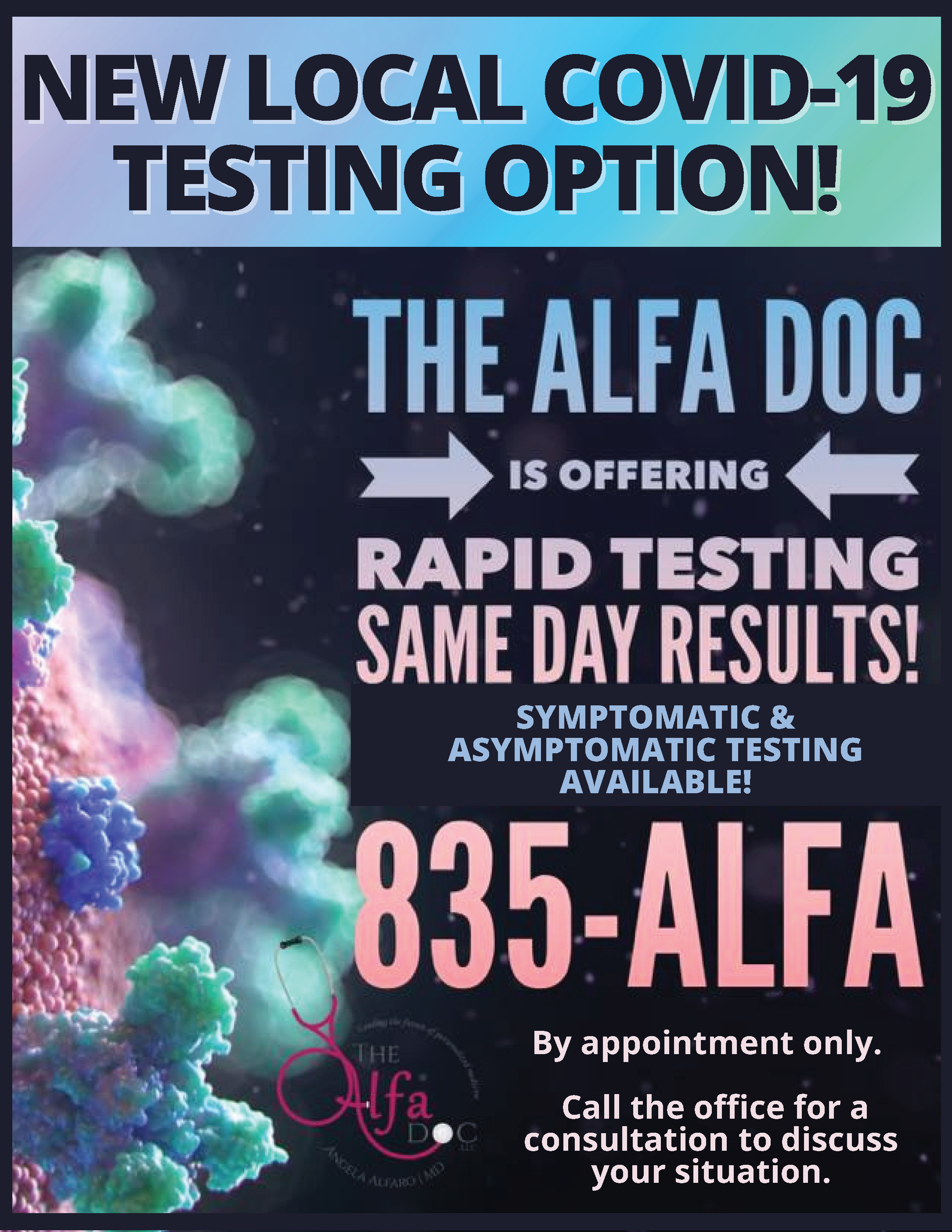 AlfaDoc Testing UPDATED 09242020