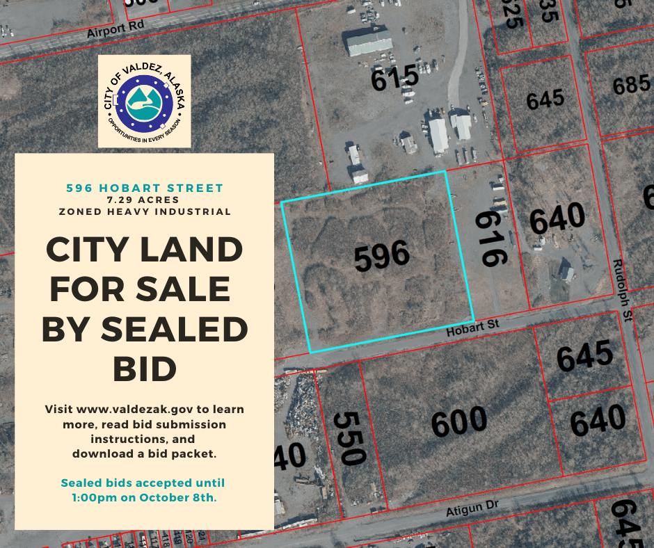 Hobart Land Sale