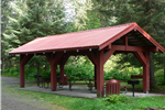 Alpine park Shelter
