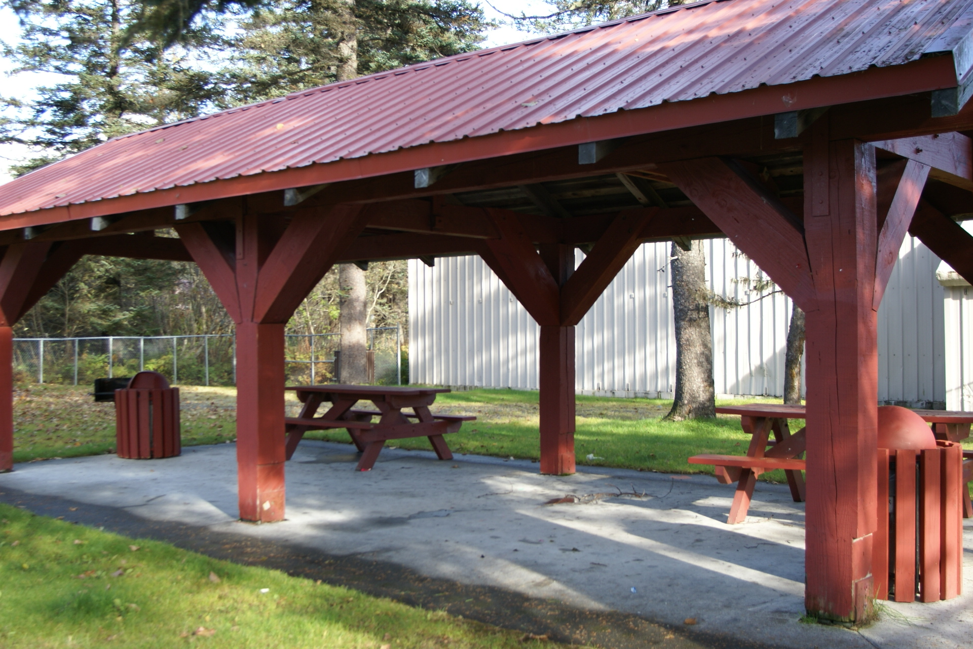 Robe river Picnic Shelter 2