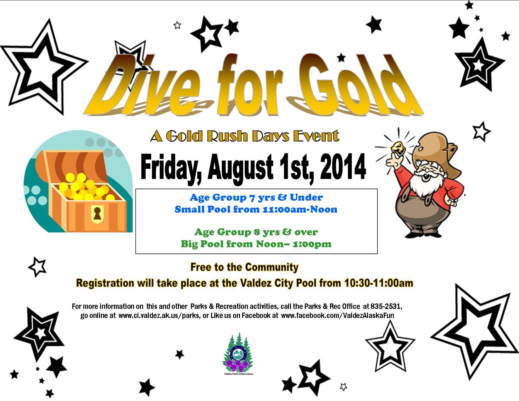 Friday August 1st Free Community >> Valdez Ak Official Website